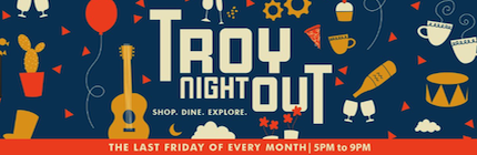troy night out