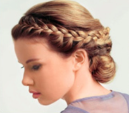 braid hairdo